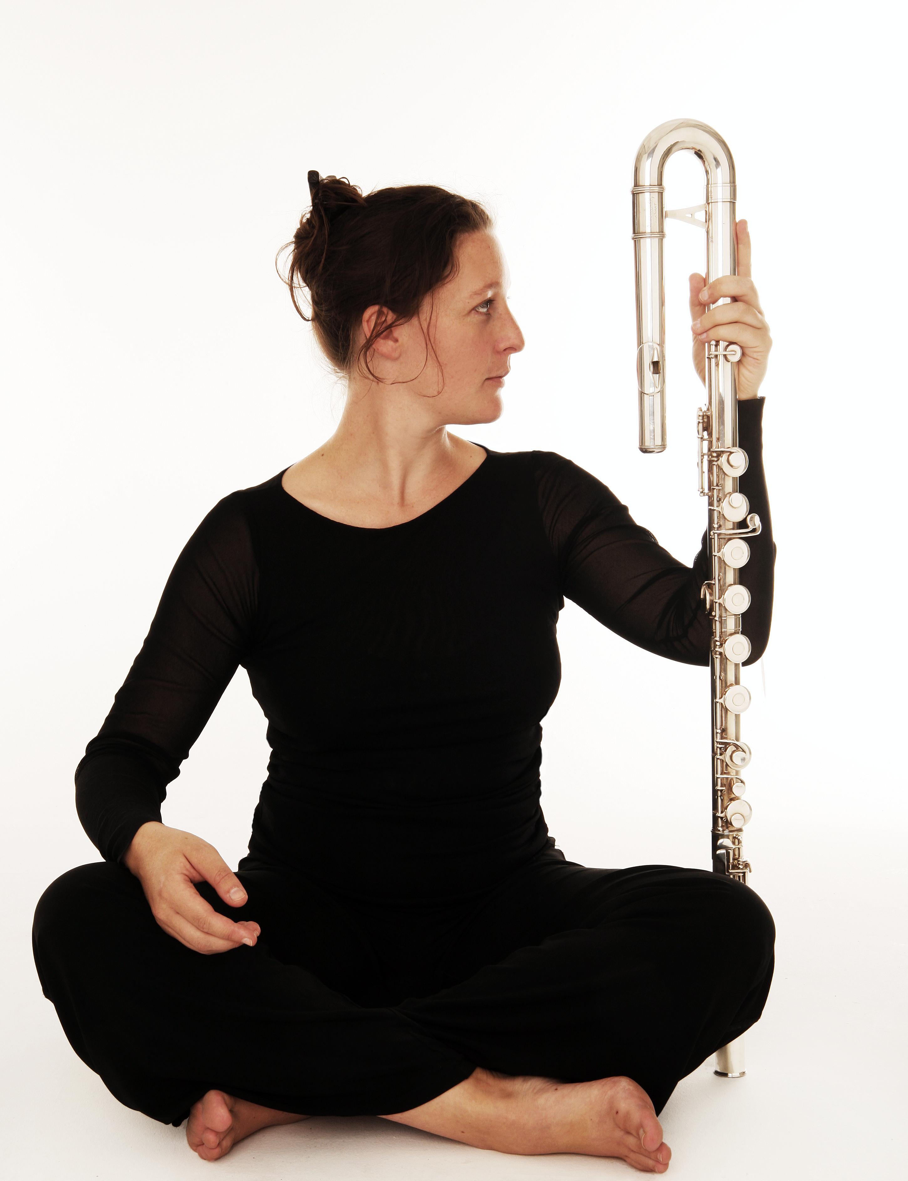 Hélène-bassfløjte